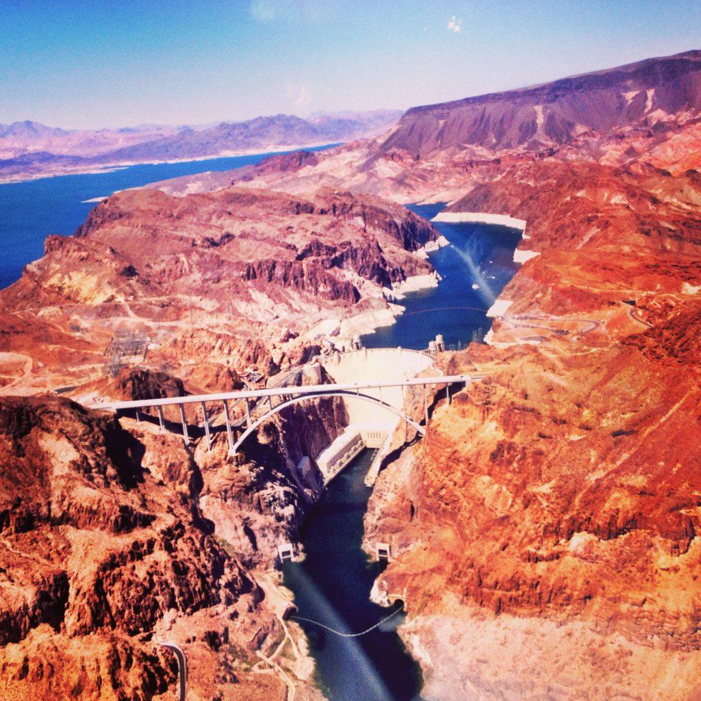 The Hoover Dam - Nevada