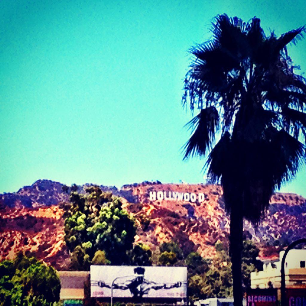 Hollywood sign - Los Angeles, California