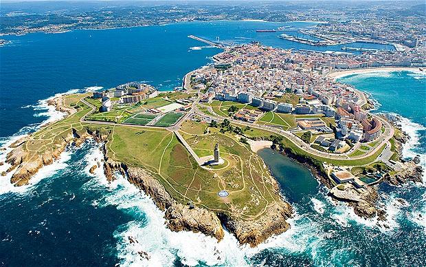 A Coruña Source