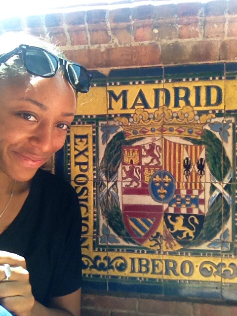 Back home! Haha this was actually in Sevilla but you get my point :)