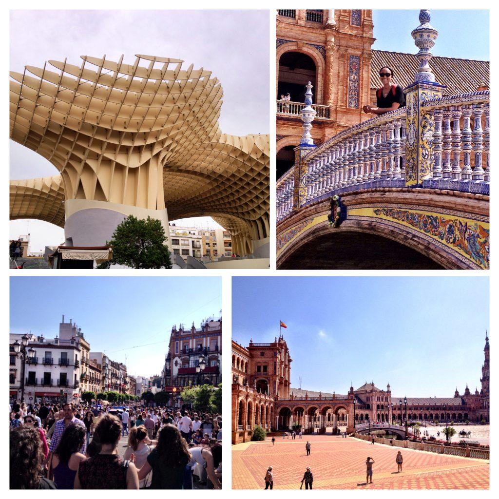 Scenes from Sevilla
