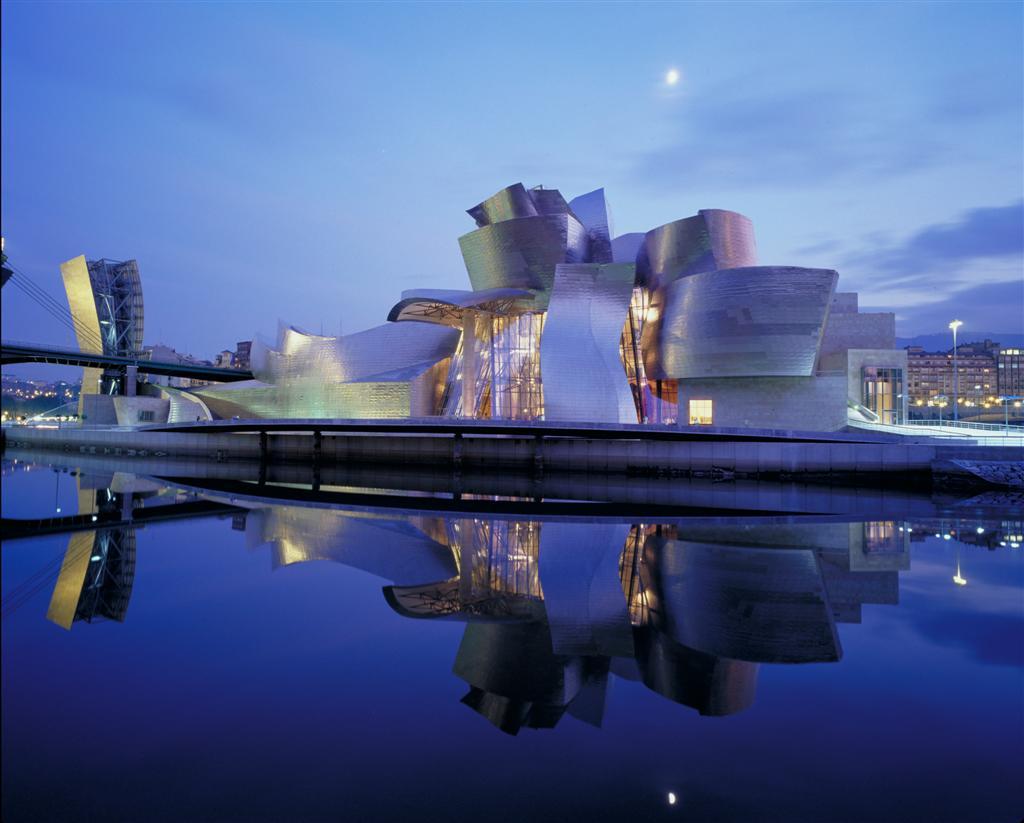 Guggenheim museum - Bilbao Source